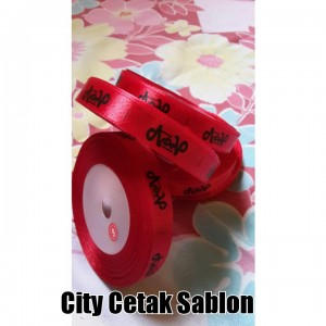 Label Baju Roll