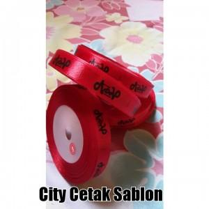 Label Baju Roll